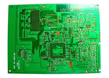 ENIG HDI Papan Sirkuit PCB 94V0 1.6mm ketebalan FR4 Basis Laminate