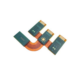 Cina Polyimide Stiffener Immersion Gold Rigid Flex PCB Circuit Board Untuk Electronical pabrik