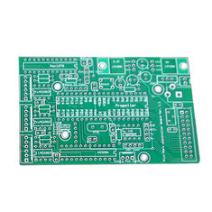 Tinggi TG 170 Multilayer 4 Layers FR-4 94v-0 PCB Circuit Board Ketebalan 0,2-7,0mm