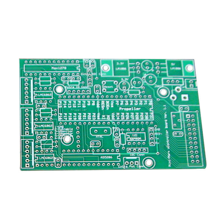 Tinggi TG 170 Multilayer 4 Layers FR-4 94v-0 PCB Circuit Board Ketebalan 0,2-7,0mm pemasok